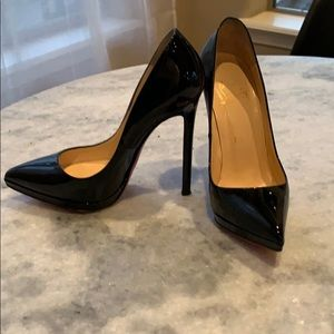 Christian Louboutin pigalle 120 patent 36